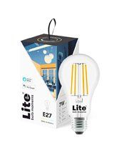 E27 - Lite Bulb Moments - White Ambiance - Klar