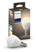 Philips Hue White LED pære - E14 Krone