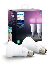 Philips Hue Color E27 - 2-Pak - BT