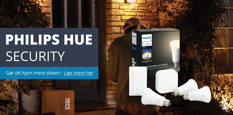 Philips Hue Security