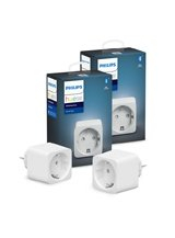 Philips Hue Smart Plug - 2-pak