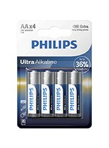 Philips Ultra Alkaline AA (4-PACK)