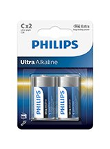 Philips Ultra Alkaline C (2-PACK)