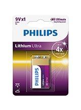 Philips Lithium Ultra 9V