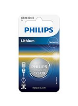 Philips Lithium Knapcelle CR2430