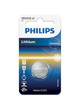 Philips Lithium Knapcelle CR2032