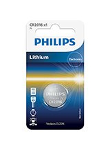 Philips Lithium Knapcelle CR2016