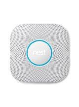 Google Nest Protect Røgalarm - 2. Gen - Batteri