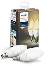 Philips Hue Ambiance E14 - Double Pack