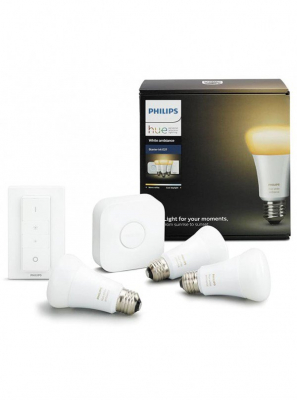 Philips Hue Ambiance Starter Kit