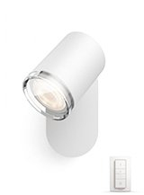 Philips Hue Adore 1-Spot - Bad - Uden Bluetooth