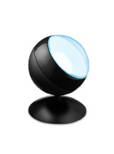 WiZ Quest Black WiFi Lampe