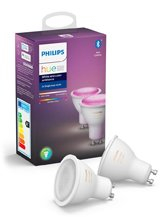 Philips Hue Color GU10 - Double Pack