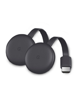 Google Chromecast - 3. gen. - 2 pak