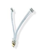 Kabel til Philips hue LightStrip V4 - Y-Splitter - Hvid - 1 stk