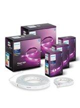 Philips Hue LightStrip Startsæt x 2 + Extender x 3
