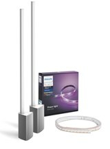 Hue Gaming Bundle - 2 x Signe Bordlampe + Lightstrip