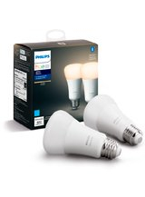 Philips Hue White E27 - Double Pack - BT