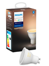 Philips Hue Ambiance GU10 - Single Pack - BT