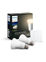Philips Hue White Starter Kit - E27 - 2 lyskilder