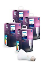 Philips Hue Color E27 - 4-pak