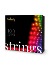 Twinkly Strings Lyskæde - Farvet lys
