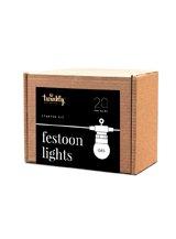 Twinkly Festoon Lyskæde - RGB - Starter kit