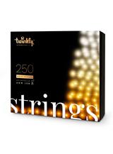 Twinkly Strings Lyskæde - Gold Edition - AWW - 20 meter - 250 Lys