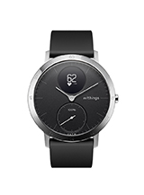 WITHINGS Steel HR (40mm) - Sort