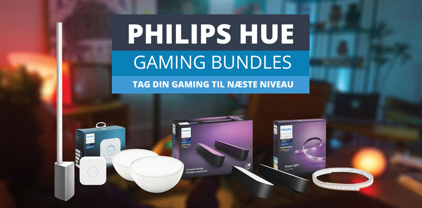 Philips Hue Gaming